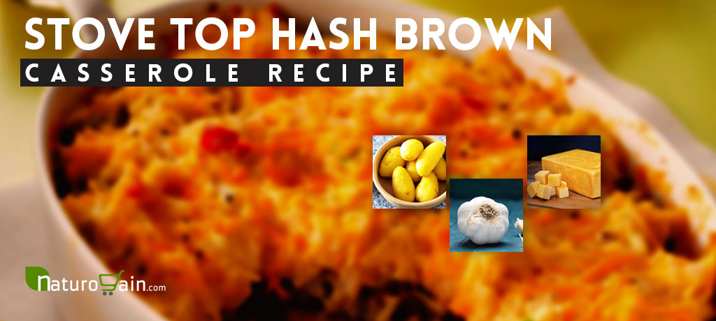Stove Top Hash Brown Casserole Recipe