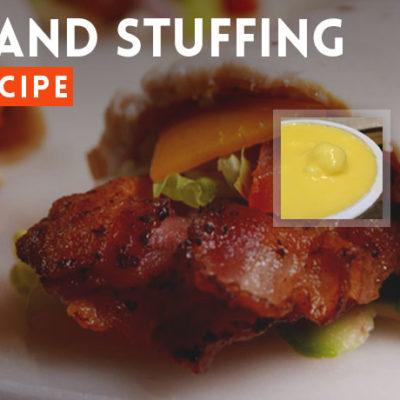 Turkey and Stuffing Roll Ups Recipe