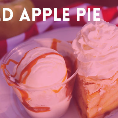 Whipped Apple Pie Recipe