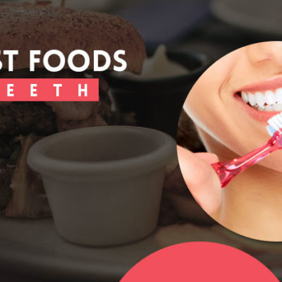 Best And Worst Foods For Teeth
