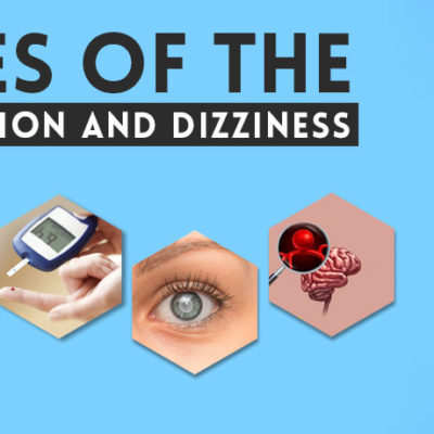 Cause of Blurred Vision and Dizziness