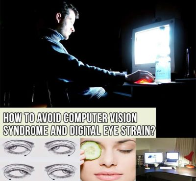 Computer Vision Syndrome and Digital Eye Strain