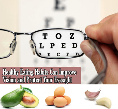 Eating Habits to Improve Vision