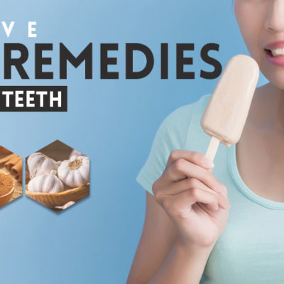 Home Remedies For Sensitive Teeth