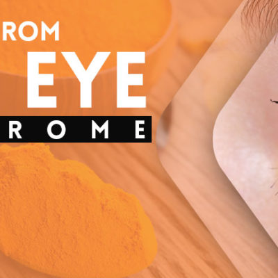 Get Relief from Dry Eye Syndrome