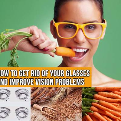 Get Rid of Your Glasses and Improve Vision