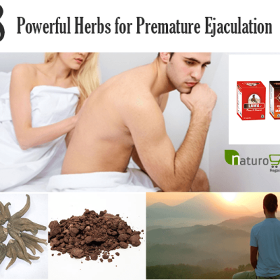 Herbs for Premature Ejaculation