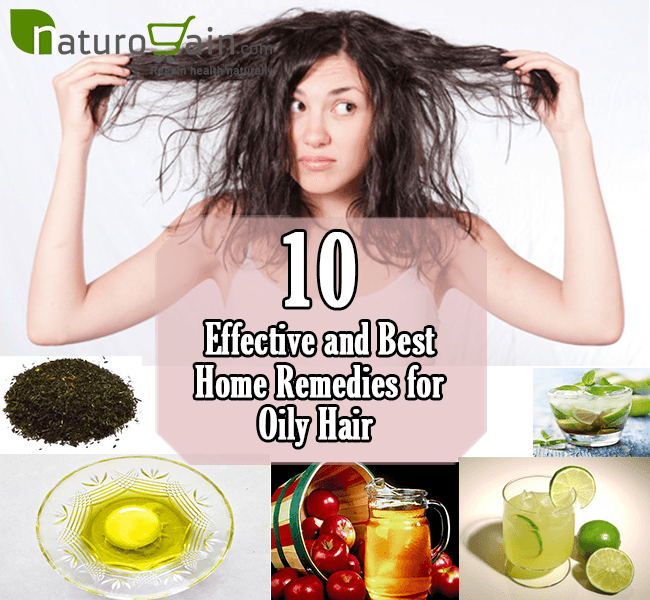 How to Prevent Oily Hair Home Remedies