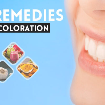 Home Remedies for Teeth Discoloration