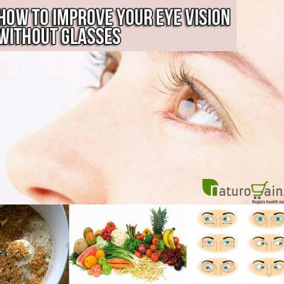 Improve Your Eye Vision without Glasses or Contact Lenses
