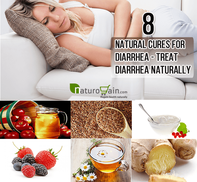 Natural Cures for Diarrhea