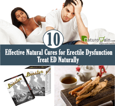 Natural Cures for Erectile Dysfunction