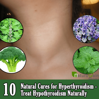 Natural Cures for Hyperthyroidism