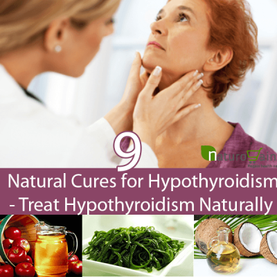 Natural Cures for Hypothyroidism
