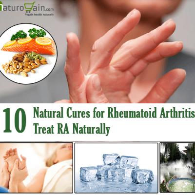 Natural Cures for Rheumatoid Arthritis