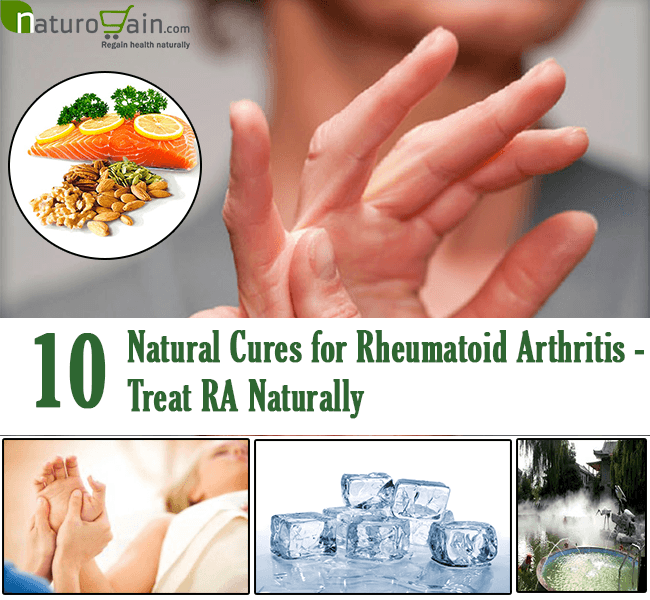 Natural Cures for Rheumatoid Arthritis