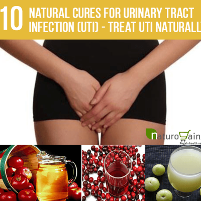 Natural Cures for Urinary Tract Infection