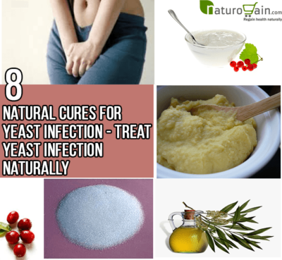 Natural Cures for Yeast Infection