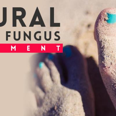 Toenail Fungus Natural Treatment