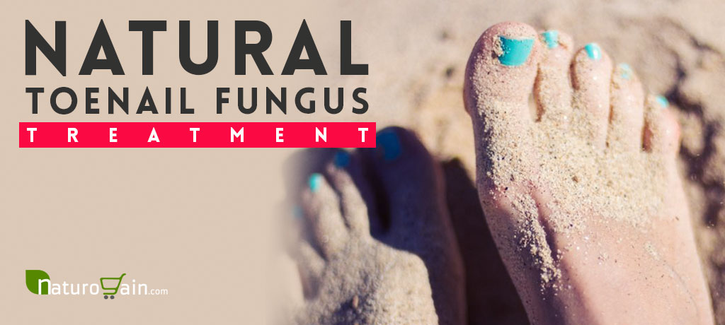 Toenail Fungus Natural Treatment - 10 Effective Toenail Fungus ...