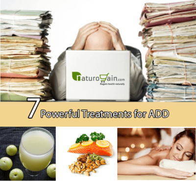 Natural Treatment for ADD