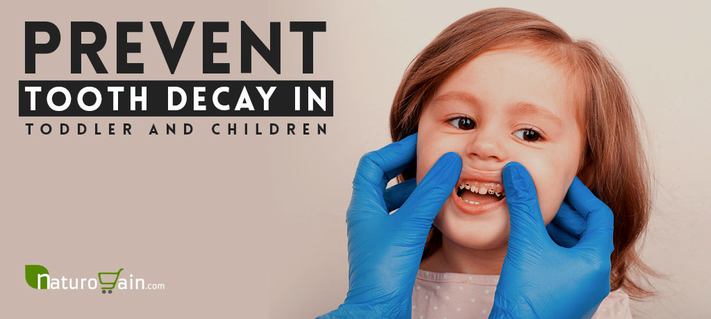 Prevent Tooth Decay in Toddlers and Children
