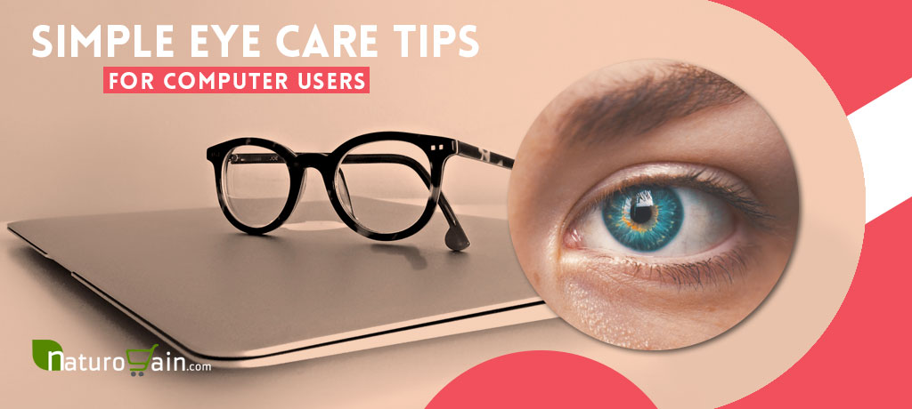Simple Eye Care Tips for Computer Users