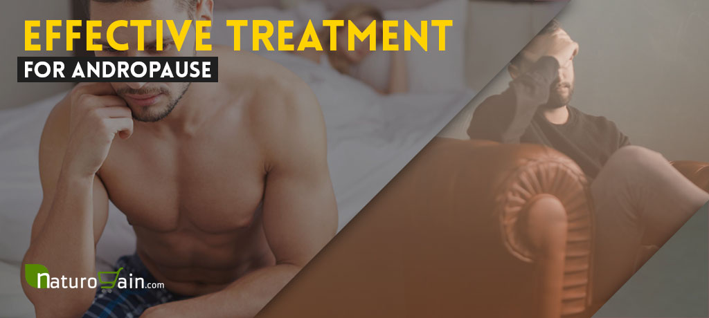 Andropause Natural Treatment 8 Effective Treatments