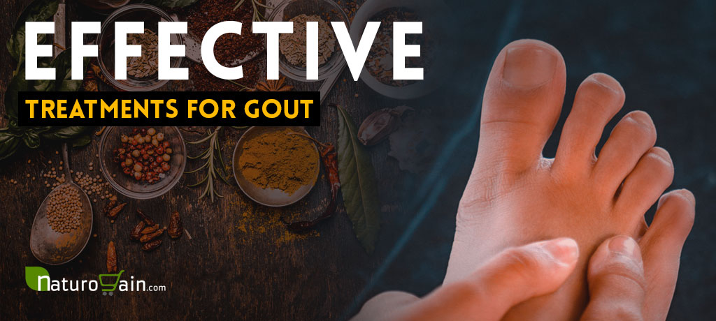 Gout Natural Treatment