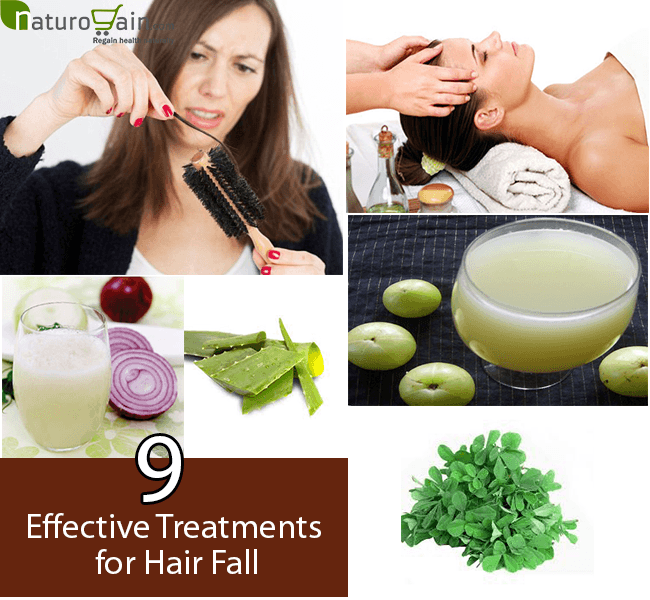 Hair Fall Treatment At Home For Men