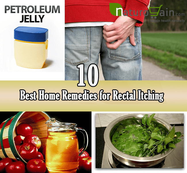 Home Remedies for Rectal Itching