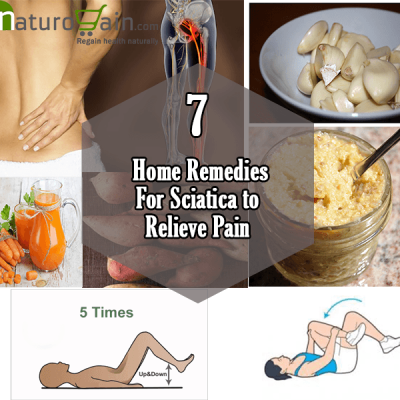 Home Remedies for Sciatica