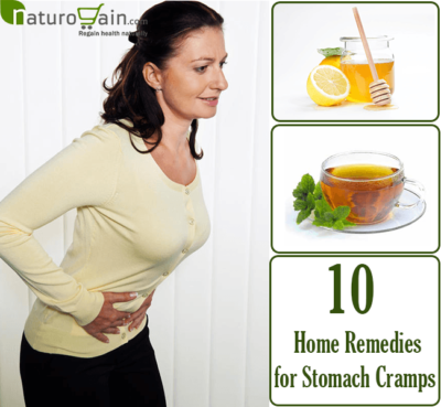 Home Remedies for Stomach Cramps