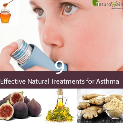 Natural Asthma Treatment