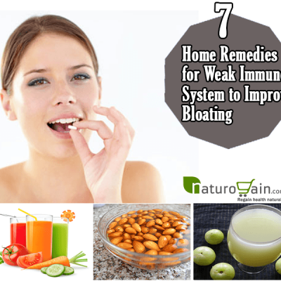 Home Remedies for Weak Immune System
