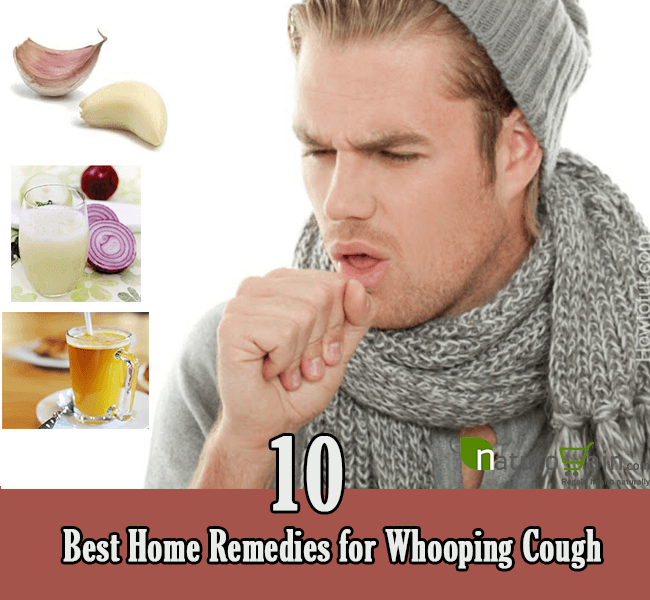 Whopping Cough Natural Treatment