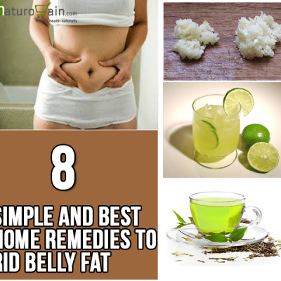 Home Remedies to Rid Belly Fat