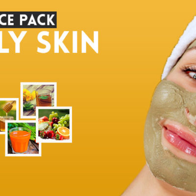 Homemade Face pack for Oily Skin