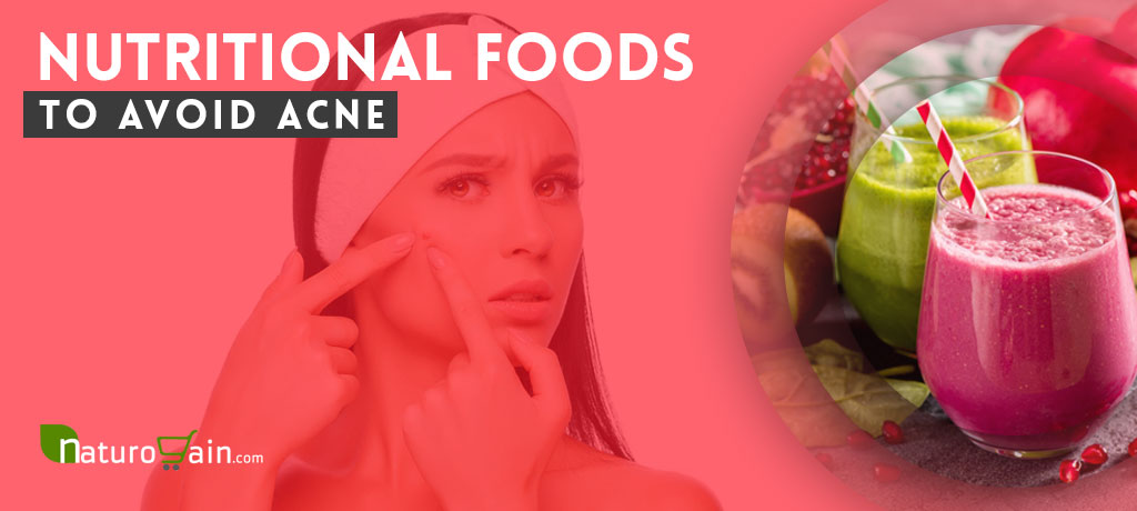 Nutritional Foods to Avoid Acne