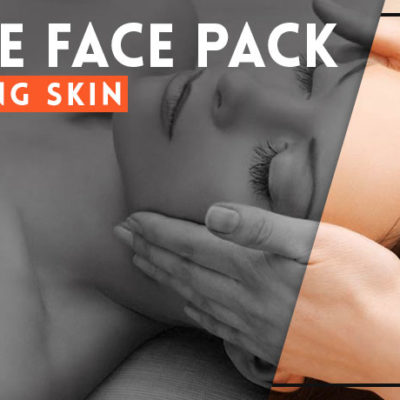 Orange Face Pack for Glowing Skin