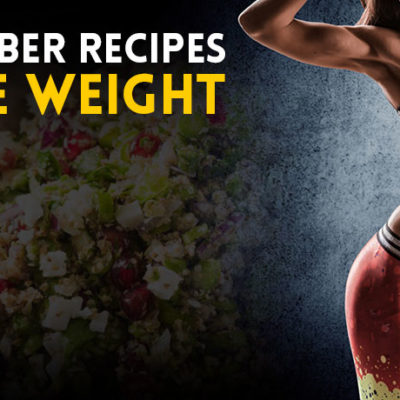 Healthy Fiber Recipes to Lose Weight