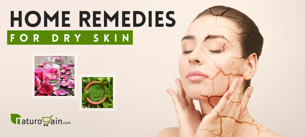 Home Remedies To Rejuvenate Your Dry Skin