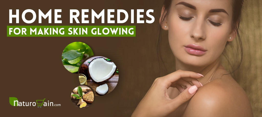 Home Remedies For Healthy Glowing Face