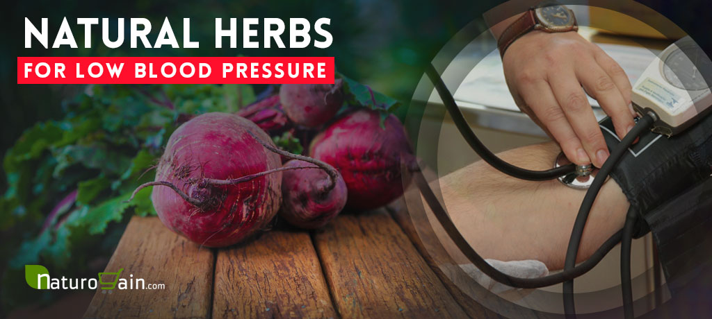 natural-herbs-for-low-blood-pressure