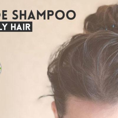 Homemade Shampoo Recipe for Oily Hair
