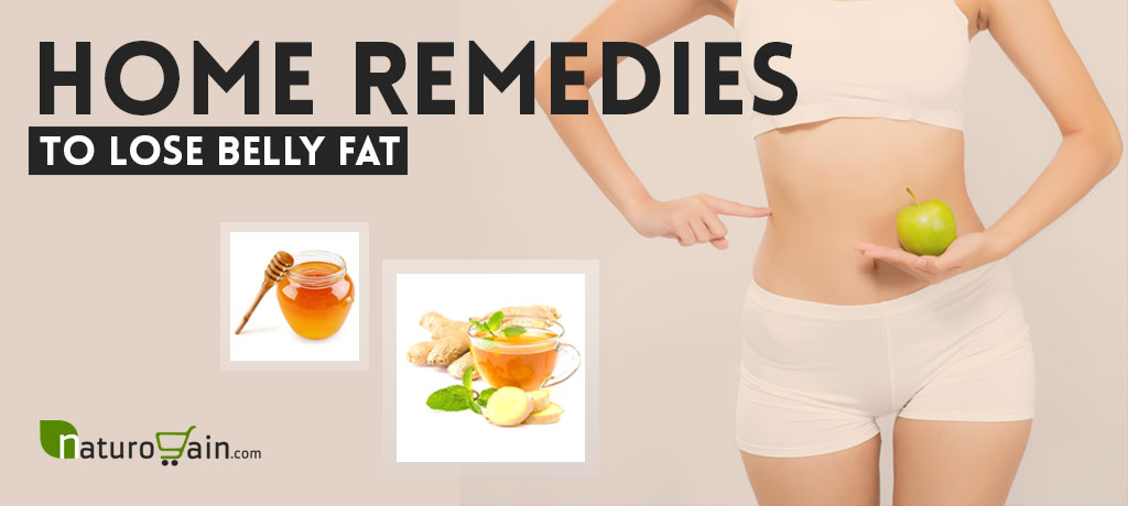 Natural Home Remedy To Lose Belly Fat