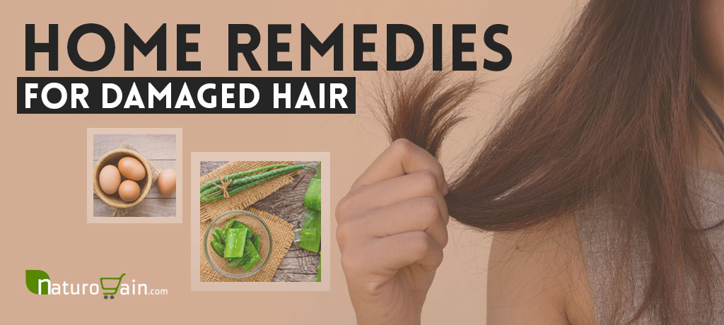 Top 8 Home Remedies For Damaged Hair Treatment