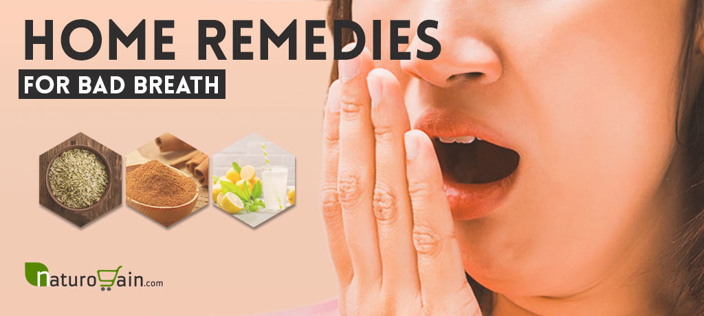 Best Home Remedies for Bad Breath