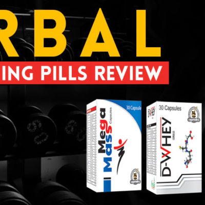 Herbal Mass Building Pills Review