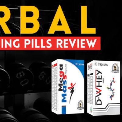 Herbal Mass Building Pills Review